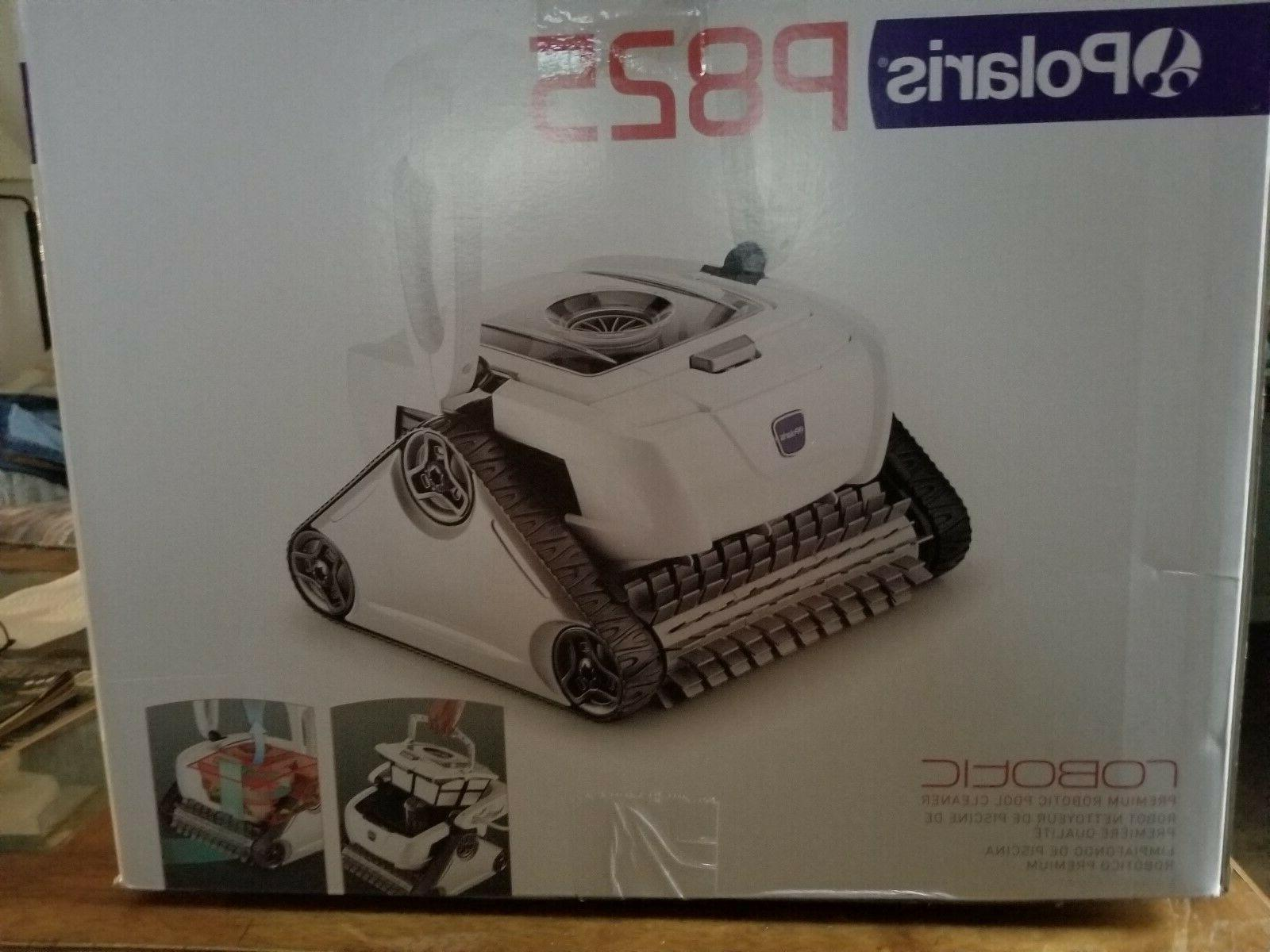 p825 robotic pool cleaner new sealed