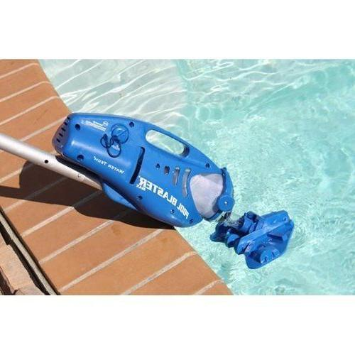 Water Tech Blaster Max Battery Operated Pool Cleaner