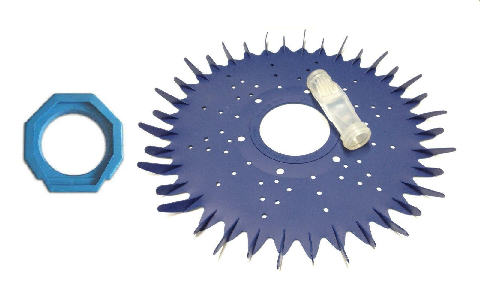 pool cleaner parts kit finned disc diaphragm