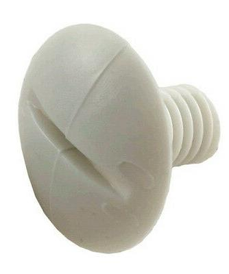 Polaris C55 Plastic Wheel Screw Replacement for Swimming Poo