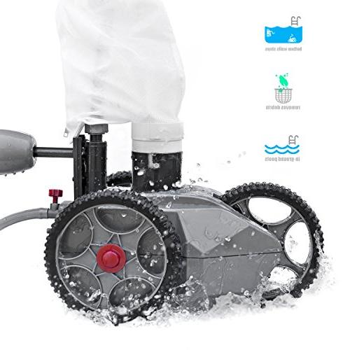 XtremepowerUS Pressure Side Cleaner