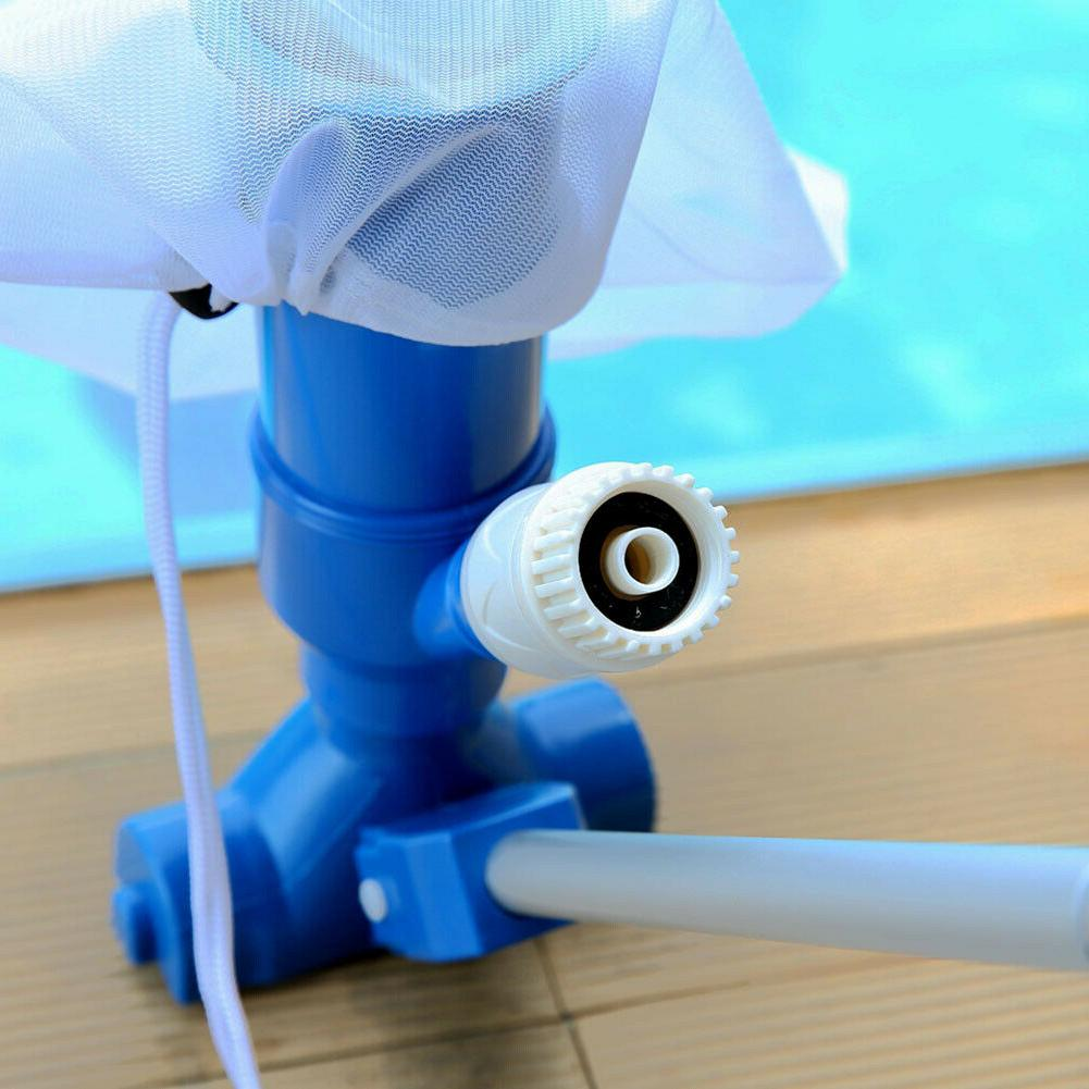 Swimming Pool Pond Fountain Brush Cleaning Ground