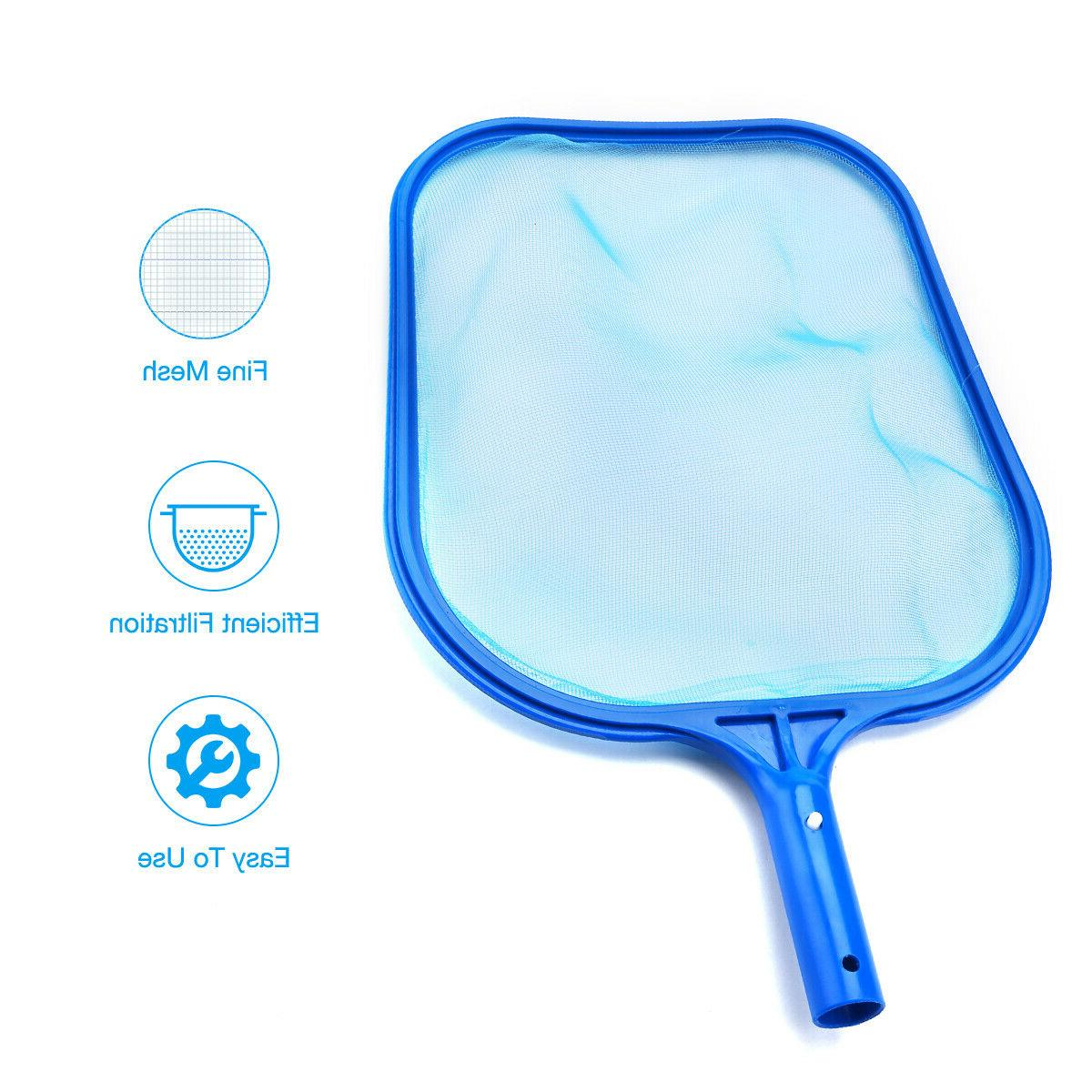 Swimming Pool Net Cleaning Skimmer Rake Deep Cleaner
