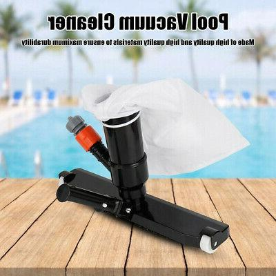 Swimming Pool Suction Head Vacuum Cleaner Brush Spa Hot tubs