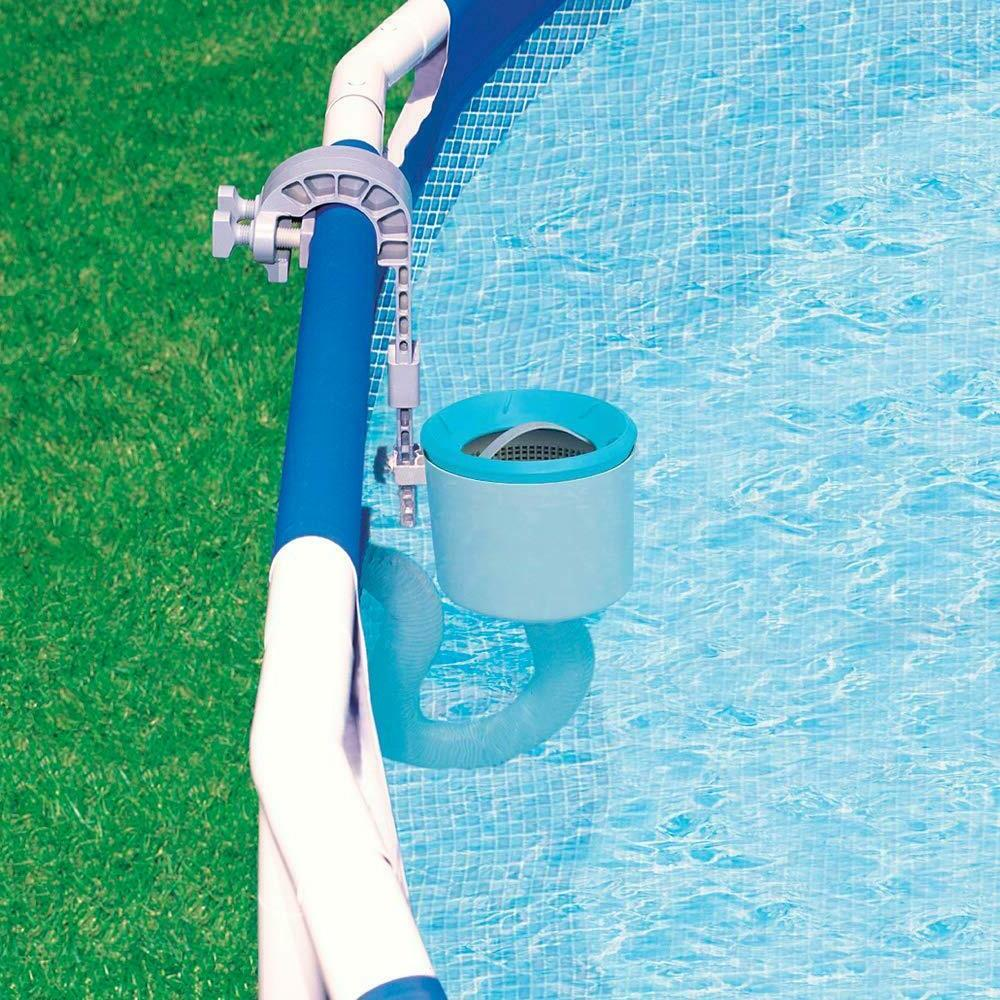 Swimming Pool Surface Skimmer Wall Mount Above Ground Debris