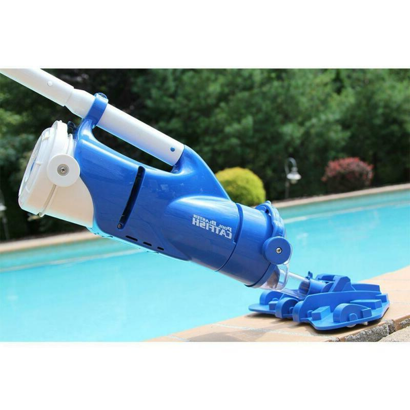 vacuum pool blaster catfish swimming pool