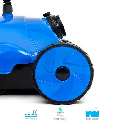 Water bots in Ground Swimming Rover Cleaner