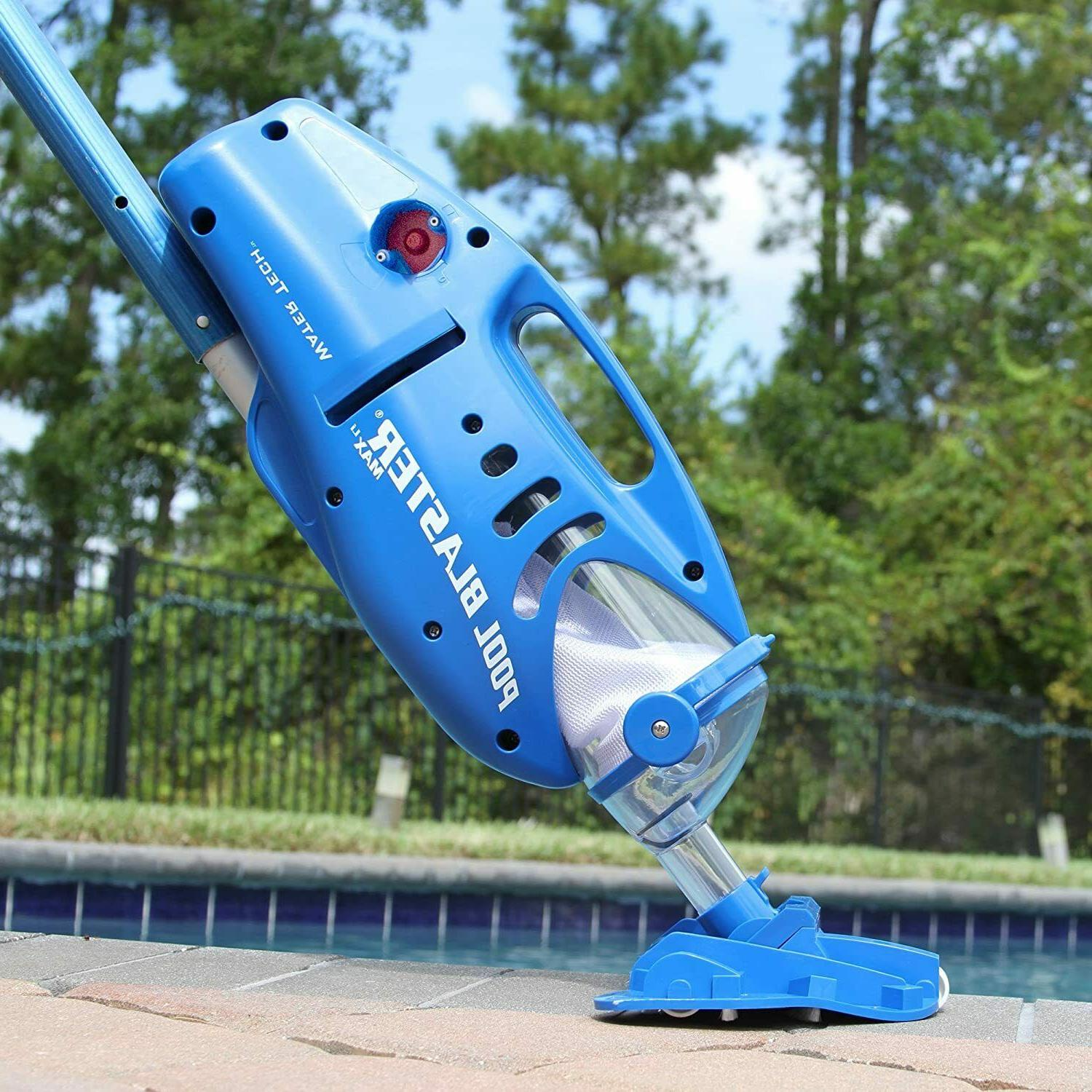 Water Tech Pool Max Cleaner Electric Above