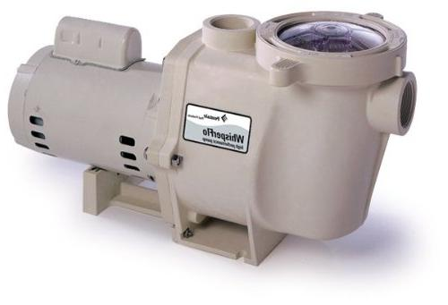 Pentair WhisperFlo 1.5HP Pool Pump - Full-Rated - Energy Eff