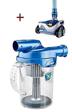 Zodiac Mx6 Automatic Suction Side Pool Cleaner Vacuum with Z