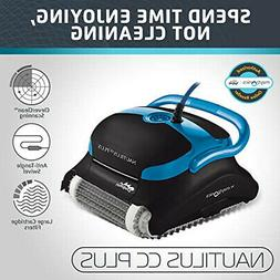 Dolphin Nautilus CC Plus Automatic Robotic Pool Cleaner with