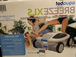 NEW AQUABOT BREEZE XLS X-LARGE ROBOTIC POOL CLEANER IN-GROUN