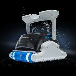 NEW Dolphin Odyssey Commercial Robotic Pool Cleaner with Cad