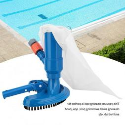 New Swimming Pool & Spa Pond Fountain Vacuum Brush Cleaner C