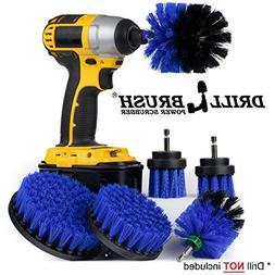 Pool Accessories - Cleaning Supplies - Drill Brush - 5 Piece