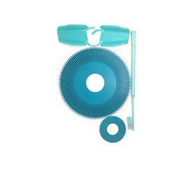 Pool Cleaner Parts Kit Seal Disc Wings Foot Pad Roller Bumpe