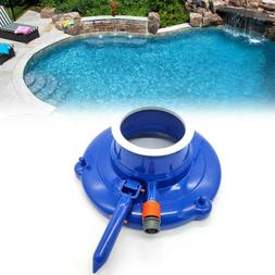 Pool Vacuum Cleaner Suction Head with Mesh Bag Above Ground