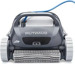 Dolphin Quantum Automatic Robotic Pool Cleaner with Extra-La