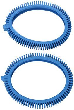 Airlie Replacement Front Tires with Super Hump for Pool Clea