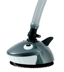 Shard Shaped Pool Cleaner with Hose Automatic Above Ground C