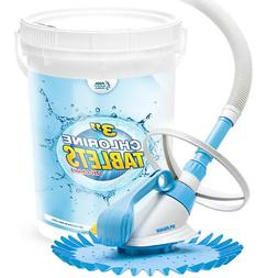 Aquabot Splasher Automatic Suction Above-Ground and Small In