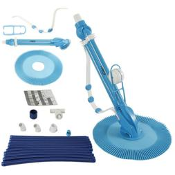 Swimming Pool Automatic Cleaner Clean Inground Above Ground