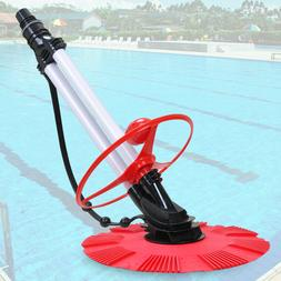 Swimming Pool Automatic Cleaner Vacuum In-Ground & Above-Gro