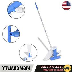 """Swimming Pool Vacuum Cleaner 3' 11"""""""" Above Ground Cleaning T"""