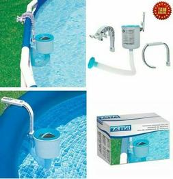 Swimming Pool Wall Mount Surface Skimmer Above Ground Debris
