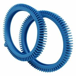 The Pool Cleaner Front Tire Replacement Blue - 2 Pack - 8965