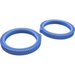 Tire, Front, The Pool Cleaner, Tile, Blue, Quantity 2