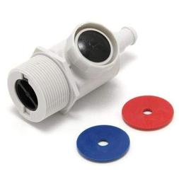 Universal Wall Fitting Connector Assembly Replacement for Po