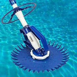 VINGLI Pool Suction Cleaners Vacuum Automatic Sweeper Swimmi