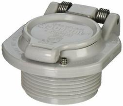 Hayward W400BLGP Light Gray Free Rotation Vacuum Lock Safety
