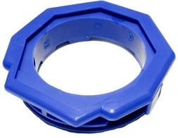 Zodiac W72865 Dark Blue In Ground Foot Pad Replacement for Z