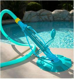 XtremepowerUS Complete Set Automatic suction Pool Cleaner Va
