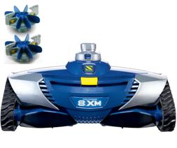 Puri Tech Zodiac MX8 Suction-Side Cleaner